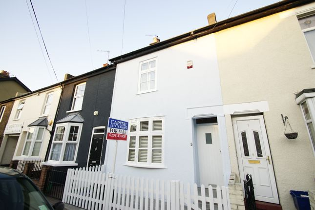 Thumbnail Terraced house to rent in Recreation Road, Bromley