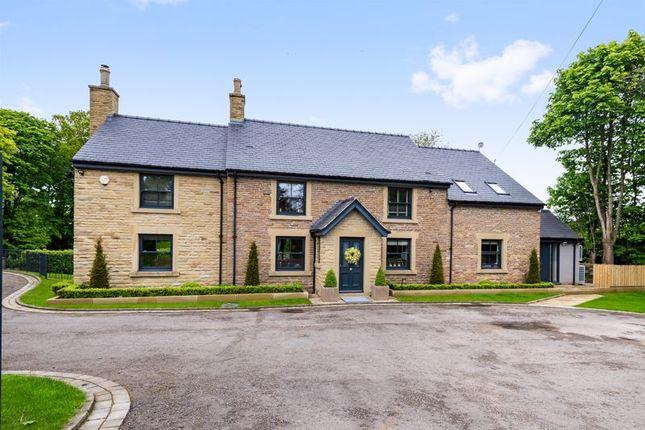 Thumbnail Detached house for sale in Barmskin Lane, Heskin