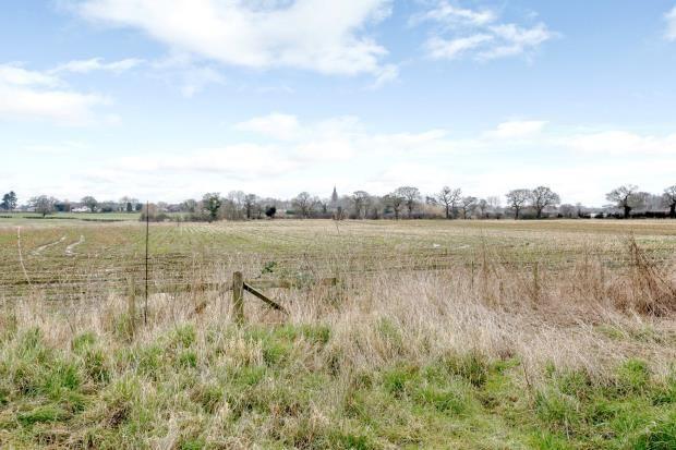 Views of Burton, Rossett, Wrexham LL12
