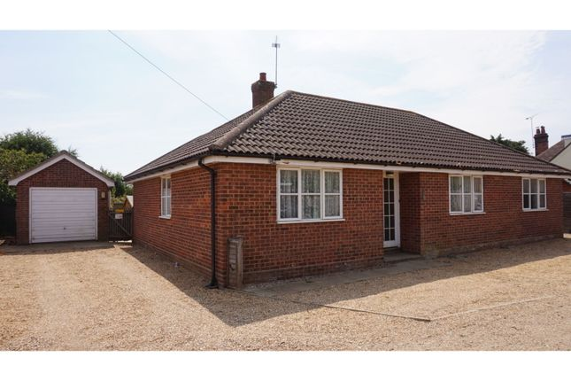 Thumbnail Detached bungalow for sale in Rickstones Road, Witham
