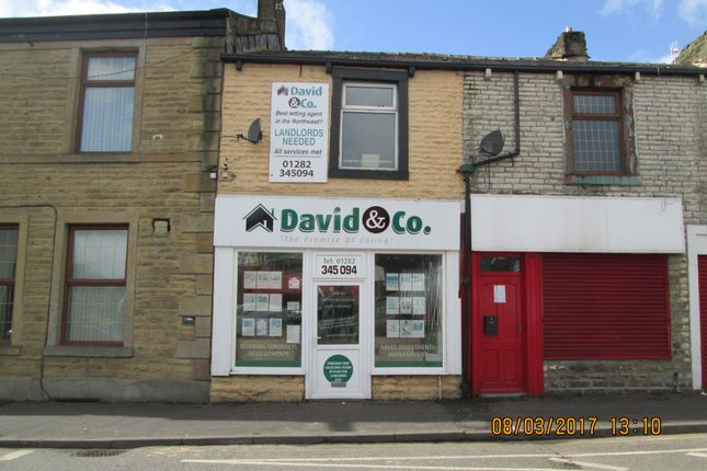Thumbnail Flat for sale in Abel Street, Burnley