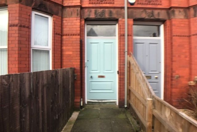 Thumbnail Flat to rent in Church Road, West Kirby, Wirral