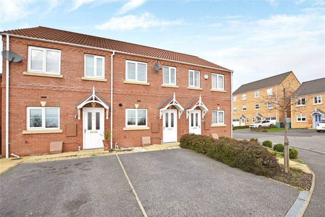 Thumbnail Town house to rent in Park Drive, Lofthouse, Wakefield, West Yorkshire