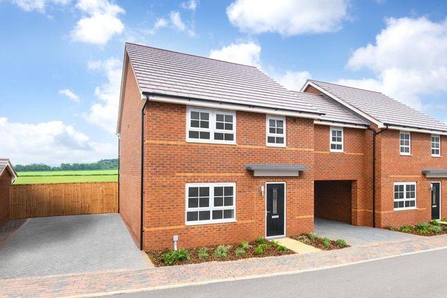 "Thumbnail Detached house for sale in ""Milfield"" at Watling Street, Little Brickhill, Milton Keynes"
