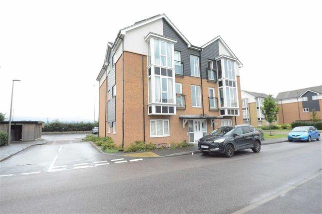 Thumbnail Flat for sale in Bridgland Road, Purfleet, Essex