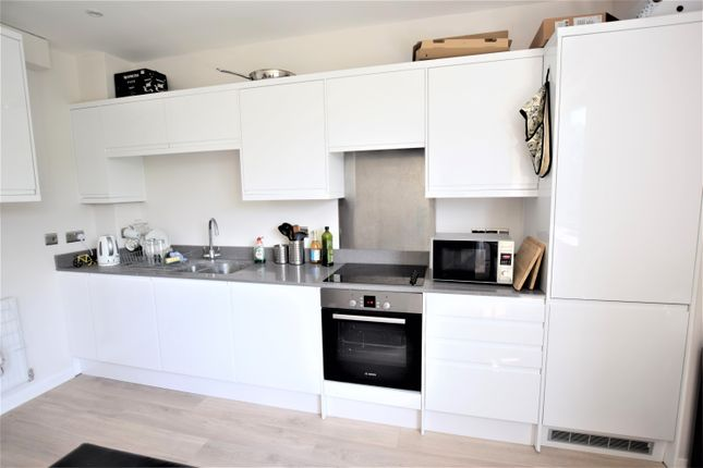 Thumbnail Flat to rent in High Street, Camberley