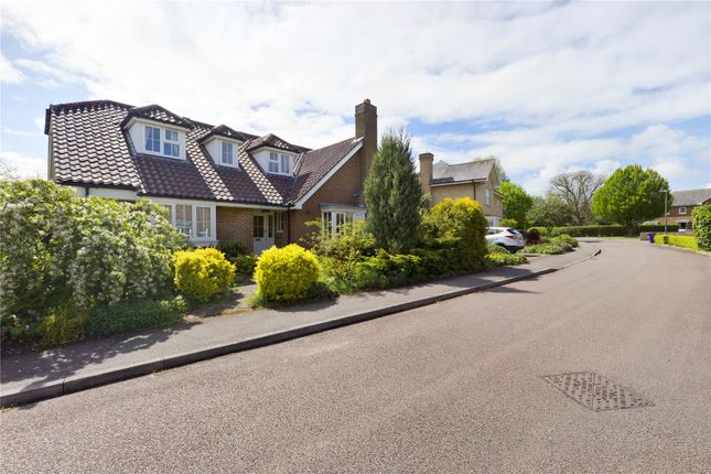 Thumbnail Bungalow for sale in Palace Gardens, Royston, Hertfordshire
