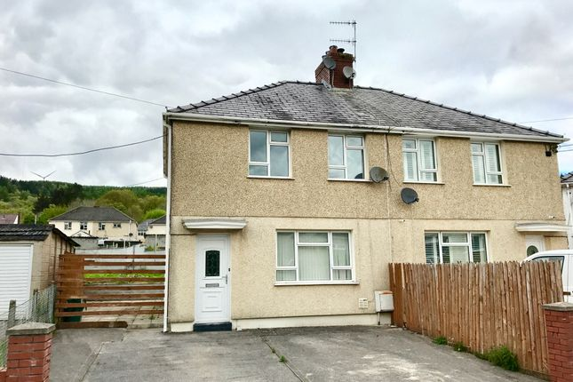 Thumbnail Semi-detached house for sale in Maes Y Pergwm, Glynneath, Neath