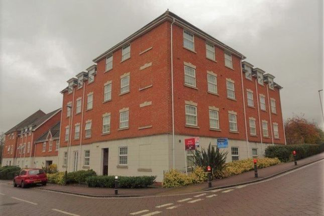 Thumbnail Flat for sale in Heritage Way, Hamilton Court, Leicester