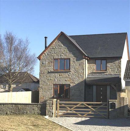 Thumbnail Detached house for sale in Kells Meend, Berry Hill, Coleford