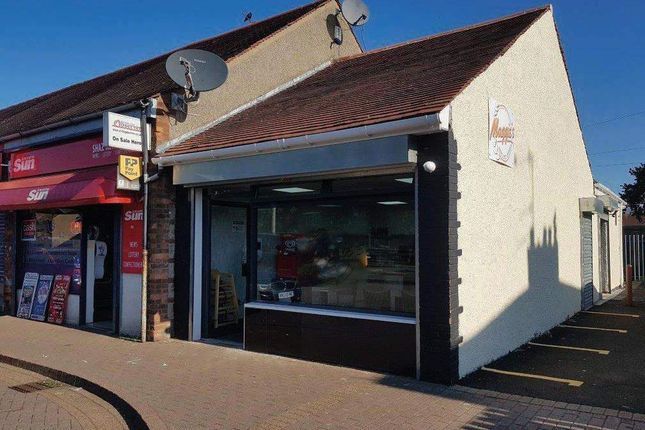 Thumbnail Retail premises for sale in 40A Stirling Road, Falkirk