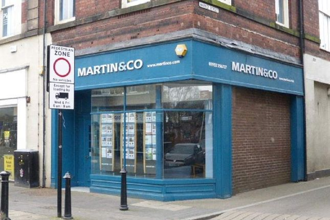 Retail premises to let in 5 Market Square Wellington, Telford