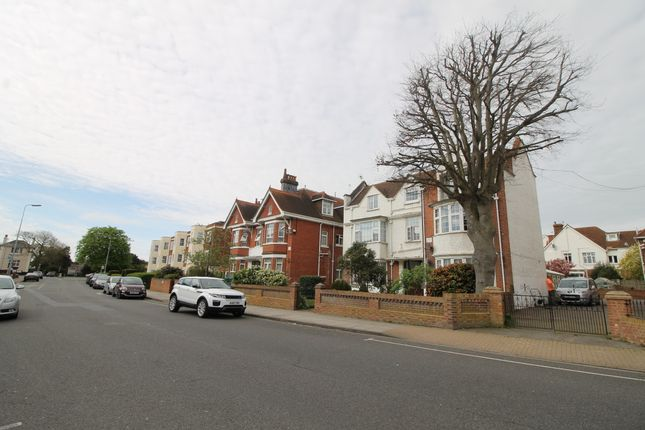 Thumbnail Flat to rent in Festing Road, Southsea