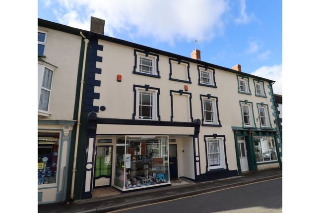 Thumbnail Terraced house for sale in 16 Stone Street, Llandovery