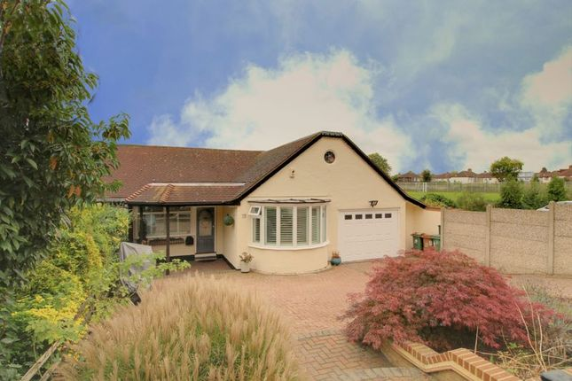 Thumbnail Semi-detached bungalow for sale in Plough Lane, Wallington