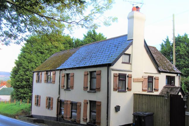 Thumbnail Cottage for sale in Exeter Road, Newton Poppleford, Sidmouth