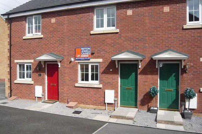 Thumbnail Terraced house to rent in Clos Y Cudyll Coch, Broadlands, Bridgend.
