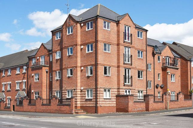 2 bed flat to rent in Beech House, Clarkes Court, Banbury OX16