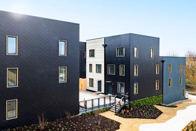 External  of Solar Avenue, Leeds LS9