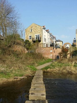 Thumbnail Town house to rent in Mains Place, Morpeth