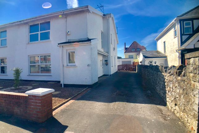 2 bed flat to rent in Park Avenue, Porthcawl CF36