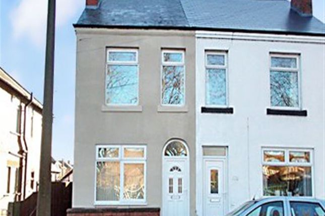Thumbnail Semi-detached house to rent in Station Road, Long Eaton, Nottingham