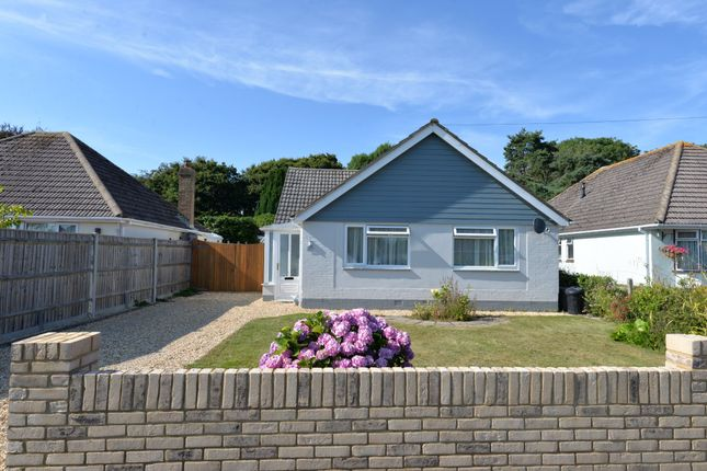Thumbnail 3 bed detached bungalow for sale in Hazelwood Avenue, New Milton