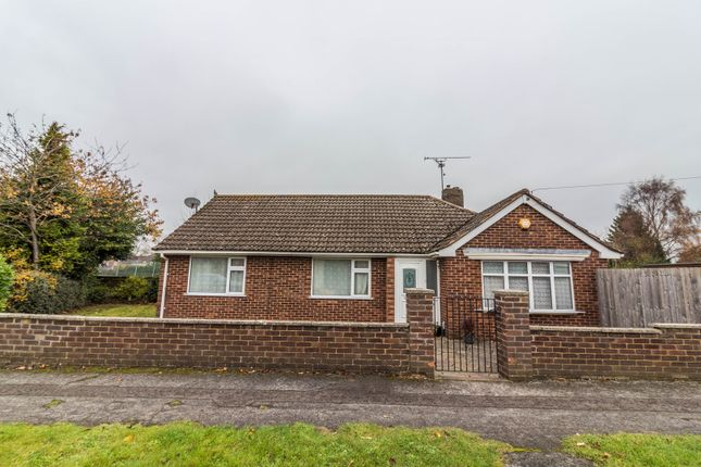 3 bed detached bungalow for sale in White Lodge Close, Tilehurst, Reading