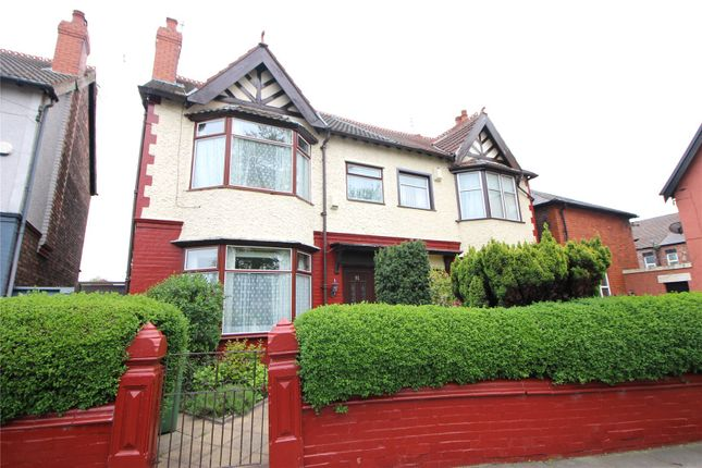 Thumbnail Semi-detached house for sale in Bankfield Road, Liverpool, Merseyside