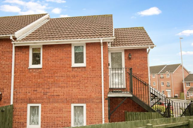 Thumbnail Flat for sale in Bloomfield Close, Newport, South Wales, 9Et