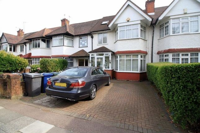 Thumbnail Terraced house for sale in Mayfield Avenue, North Finchley, London