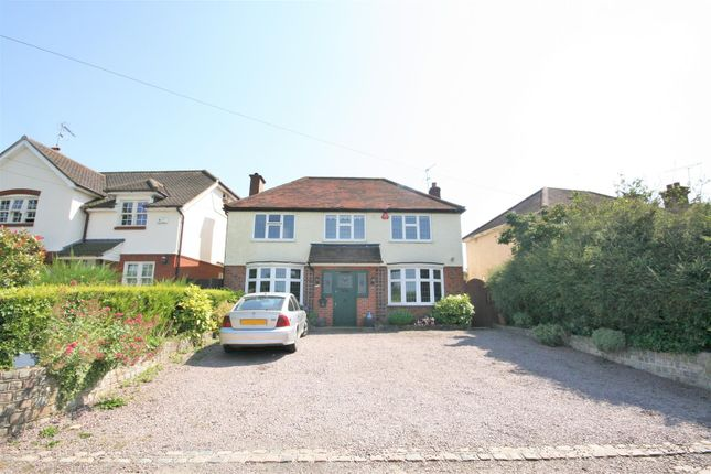 Thumbnail Detached house to rent in Pegmire Lane, Aldenham, Watford