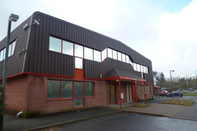 Thumbnail Industrial for sale in Cambria House Merthyr Tydfil Industrial Park, Merthyr Tydfil