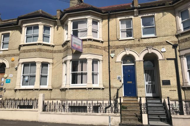Thumbnail Office for sale in Clarence Road, Southend-On-Sea
