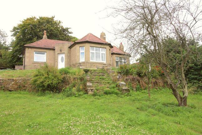 Thumbnail Detached house for sale in New Hunterfield, Gorebridge