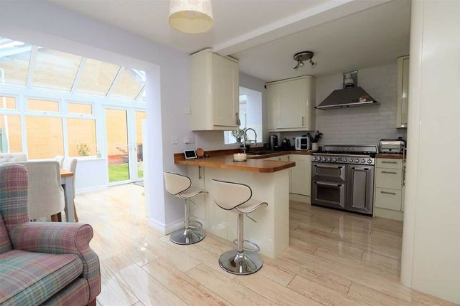 Thumbnail Link-detached house for sale in Ridgely Drive, Leighton Buzzard