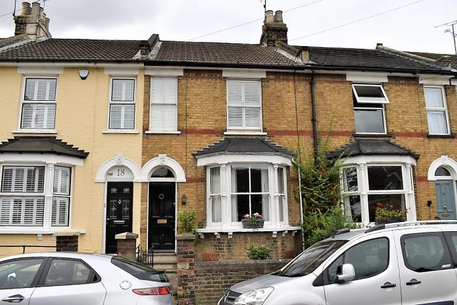 Thumbnail Terraced house for sale in Gordon Terrace, Rochester
