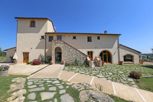 Thumbnail Property for sale in Wine Estate, Sarteano, Tuscany