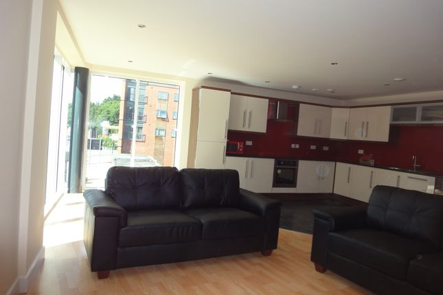 Flat to rent in 116 Ecclesall Road, Sheffield