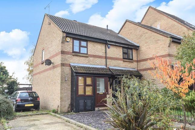 Thumbnail Semi-detached house to rent in De Havilland Way, Abbots Langley