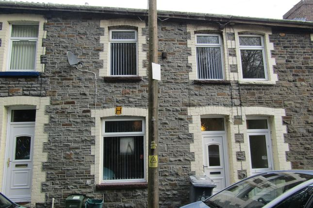 Thumbnail Terraced house to rent in Upper Gertrude Street, Abercynon