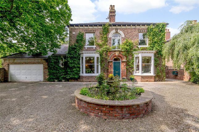 Thumbnail Detached house for sale in Sowerby Road, Sowerby, Thirsk, North Yorkshire