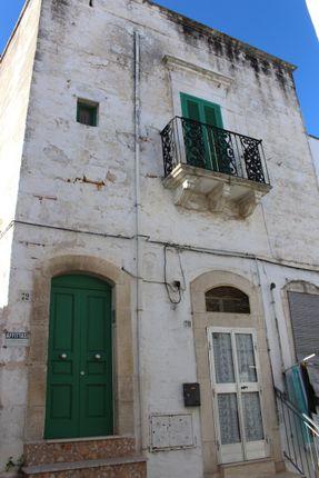 External of Casa Zona Ottocentesca, Ostuni, Puglia, Italy