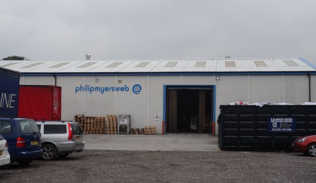 Thumbnail Industrial for sale in Long Acres Road, Clayhill Industrial Estate, Neston