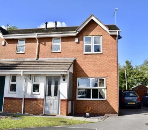 Front of Hollybank Close, Winnington, Northwich, Cheshire CW8