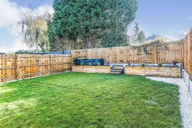 Garden of Swan Drive, Kingshurst, Birmingham, West Midlands B37