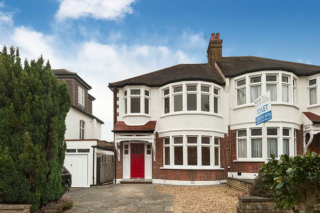3 bed semi-detached house for sale in Beechdale, Winchmore Hill