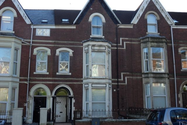 Thumbnail Flat to rent in Flat 5, Sketty Road, Uplands, Swansea.
