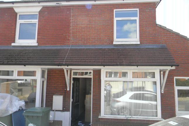 Thumbnail Property to rent in Ancasta Road, Southampton