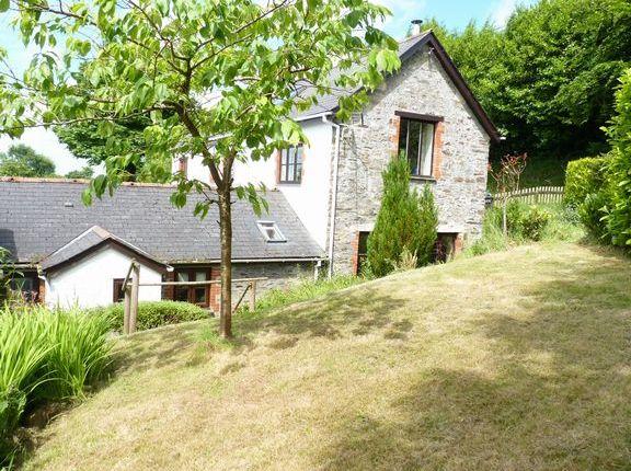 Thumbnail Terraced bungalow for sale in Brompton Regis, Dulverton